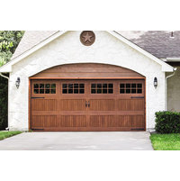 Fiberglass/Steel Garage Door image