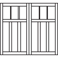 Residential Wood Doors image