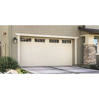 Carriage House Steel Garage Doors image