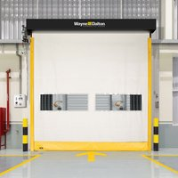 High Speed Rolling Doors image