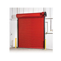 NEW - Rolling Steel Fire Overhead Door image