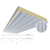 All Weather Insulated Panels image | Roof Deck (RD5)