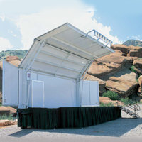 Showmobile® Mobile Stage and Canopy