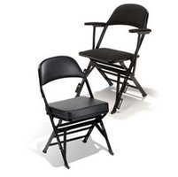 High-Density Portable Audience Chairs by Clarin® image