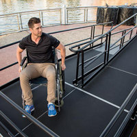 Portable ADA-Compliant Disability Ramp image