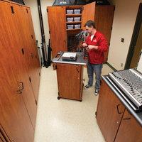 Media Storage Cabinets image