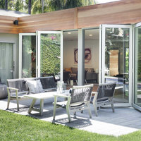 Western Window Systems image | Series 7950 Bi-Fold Door