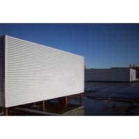 EconoSpan® 22-1/2 degrees  Pitched Louver image
