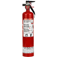 Standard BC Dry Chemical Fire Extinguishers  image