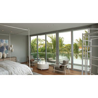 Aluminum Sliding Glass Door image