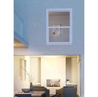 Aluminum Single Hung Window image