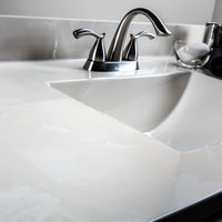 Cultured Marble Vanity Tops image