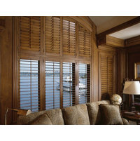 Hardwood Traditional Shutters image