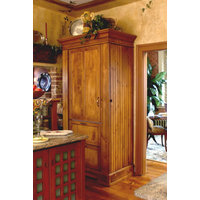 Armoire Refrigerator Pantry Workstations image